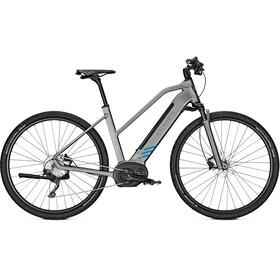 Kalkhoff Entice 5.B Advance E-City Bike Trapez 500Wh grey